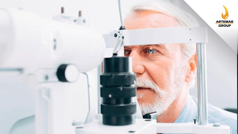 Este sistema de seguimiento ocular utiliza IA para controlar la esclerosis múltiple
